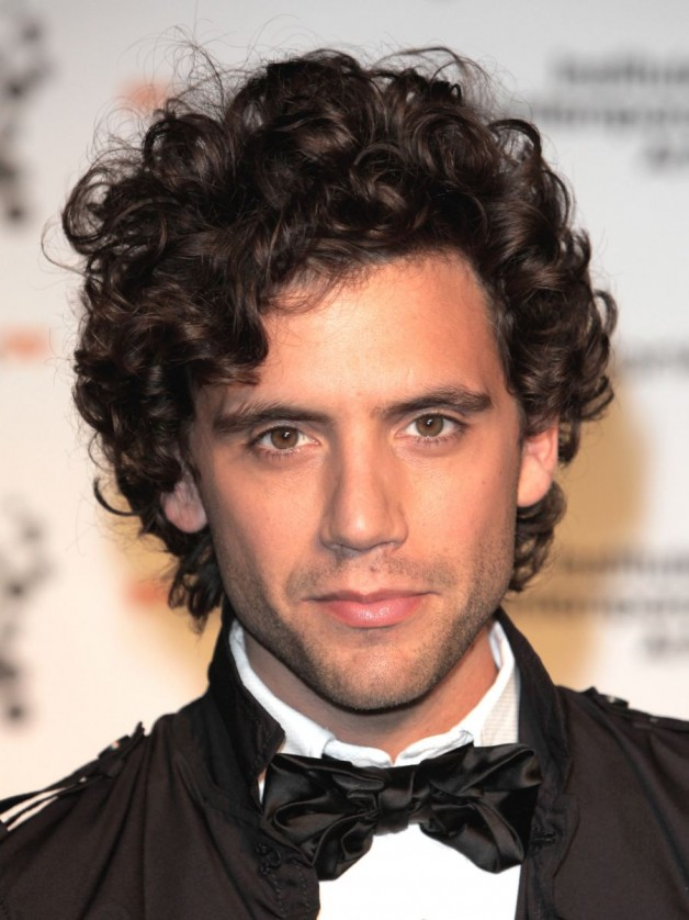 Curly Hairstyles 2013 Men