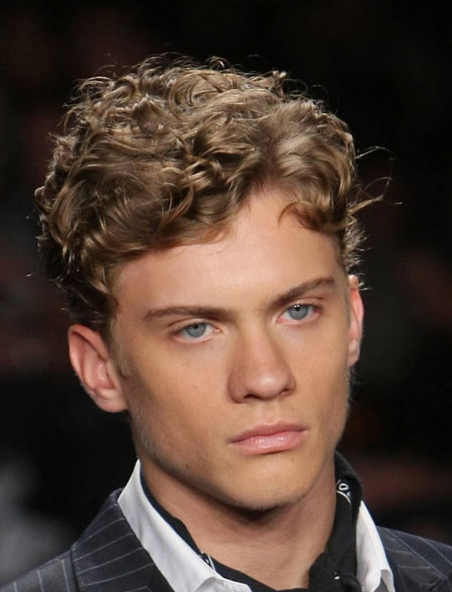 Superb Pictures Of Curly Hairstyles Boys Hairstyles For Men Maxibearus