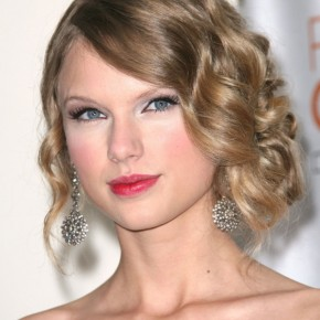 Curly Hairstyles Casual Updos