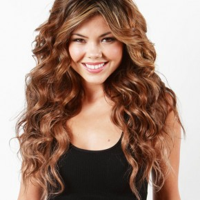 Curly Hairstyles Color