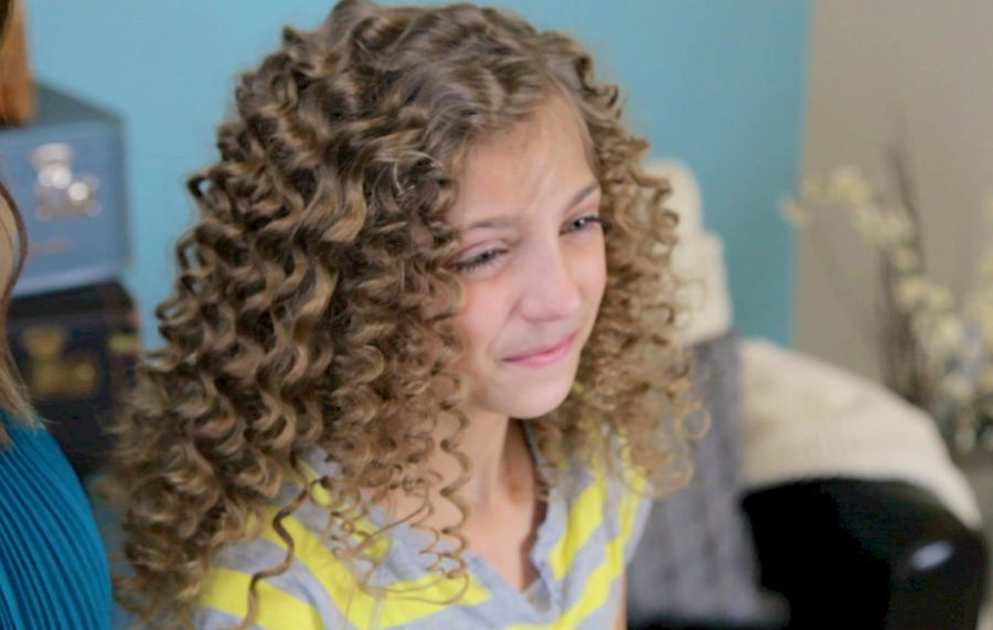 Pleasing Pictures Of Curly Hairstyles For 12 Yr Old Girls Hairstyles For Men Maxibearus
