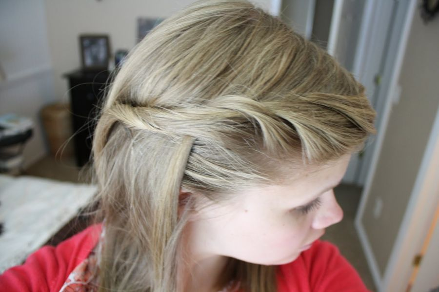 8 Hairstyle: Pictures Of Curly Hairstyles For 8th Grade Graduation
