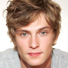 Curly Hairstyles For Young Men