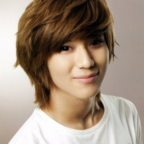 Curly Hairstyles Korean Men