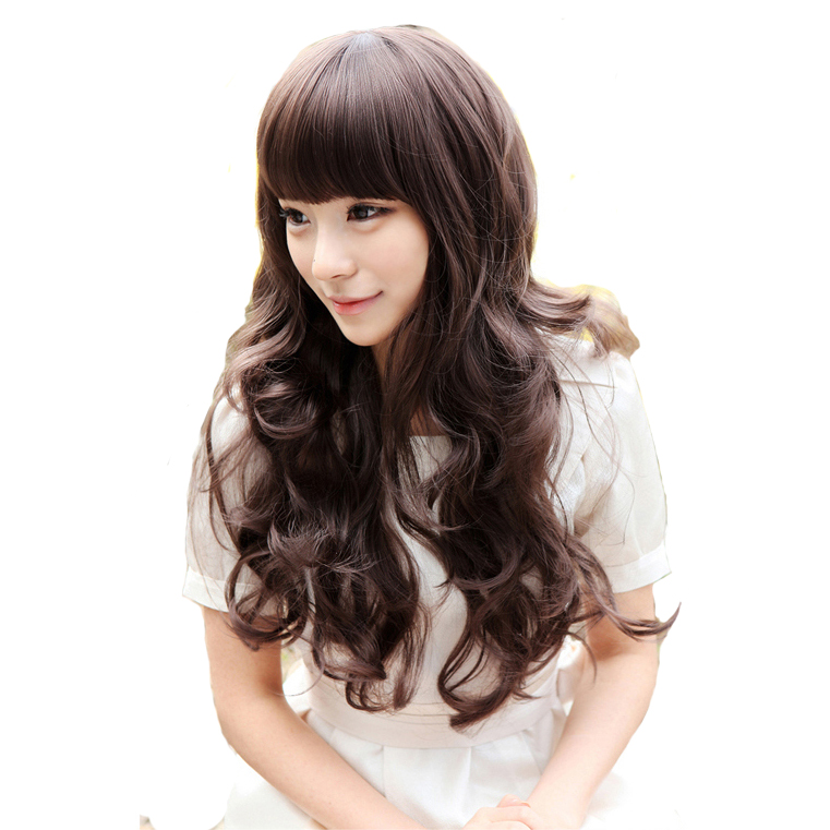 Pictures of Curly Hairstyles Korean