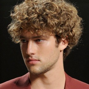 Curly Hairstyles Men Tumblr