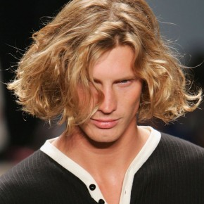 Curly Hairstyles Names For Men