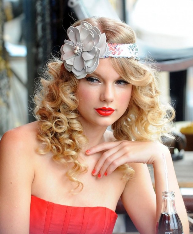 Curly Hairstyles Rollers
