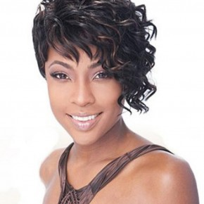 Curly Hairstyles for Black Women 2013
