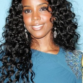 Curly Weave Hairstyles for Black Women 2013