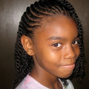 Incredible African American Side Braid Hairstyle Braids Hairstyles For Women Draintrainus