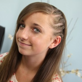 Cute Braided Hairstyles For Little Girls With Short Hair