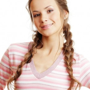 Cute Braided Hairstyles Medium Length Hair