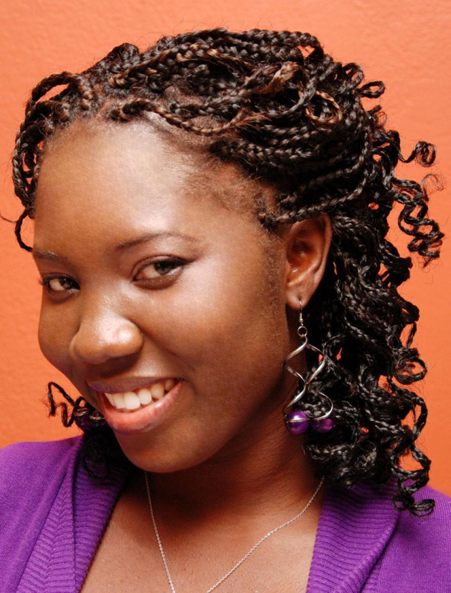 Outstanding Cute Braided Hairstyles For African American Braids Hairstyles For Women Draintrainus