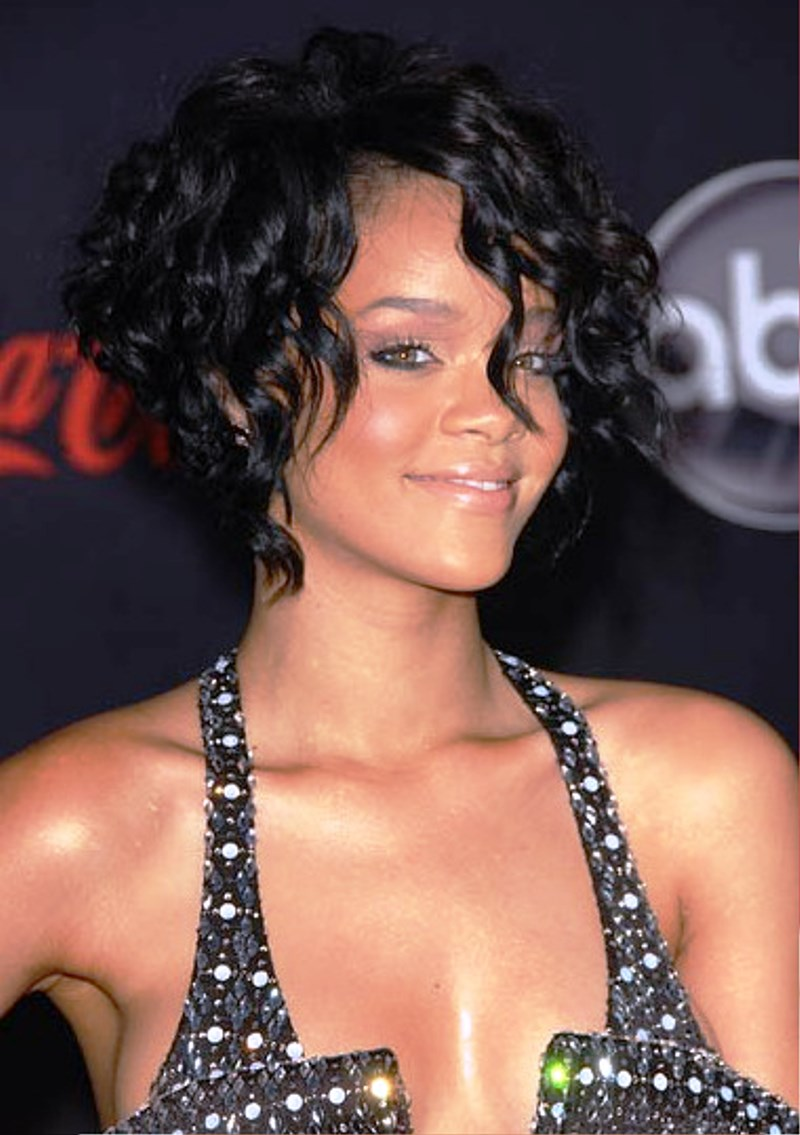 Cute African American Curly Hairstyles