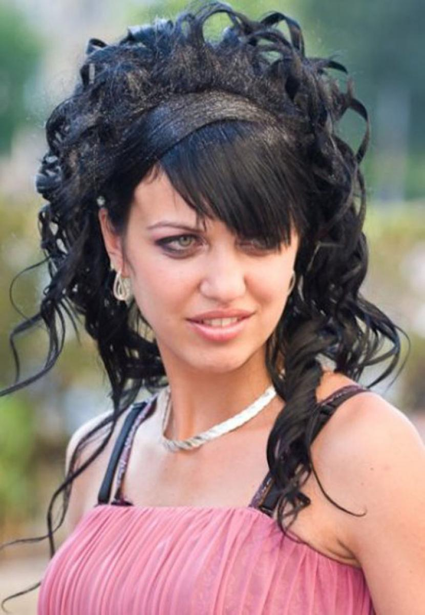 Astounding Pictures Of Cute Black Hairstyles For Prom Hairstyle Inspiration Daily Dogsangcom
