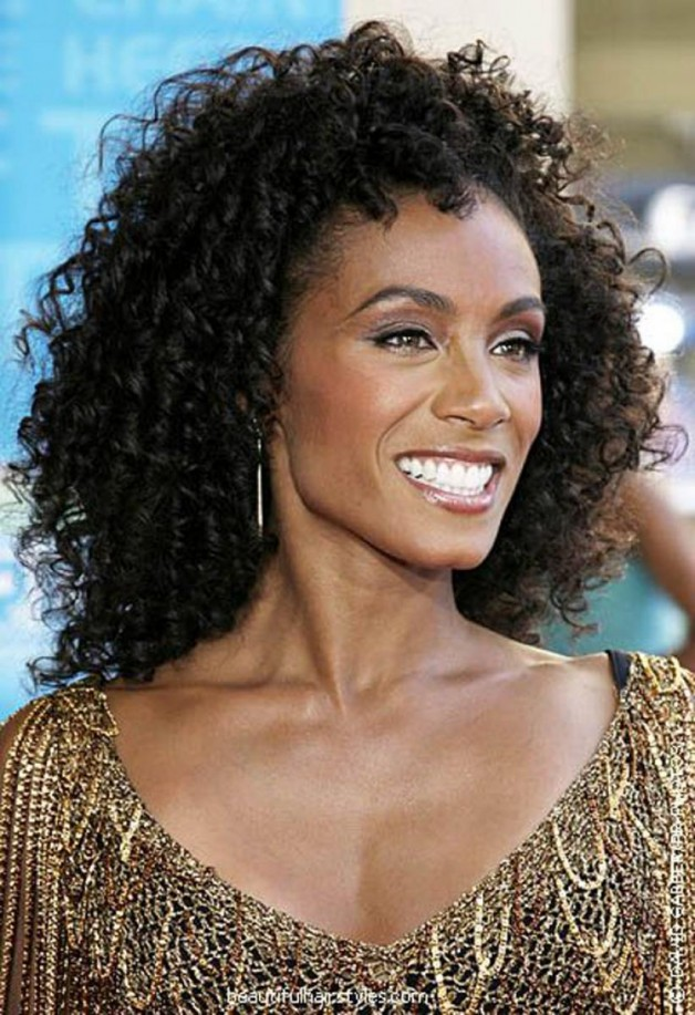 Cute Black Natural Curly Hairstyles