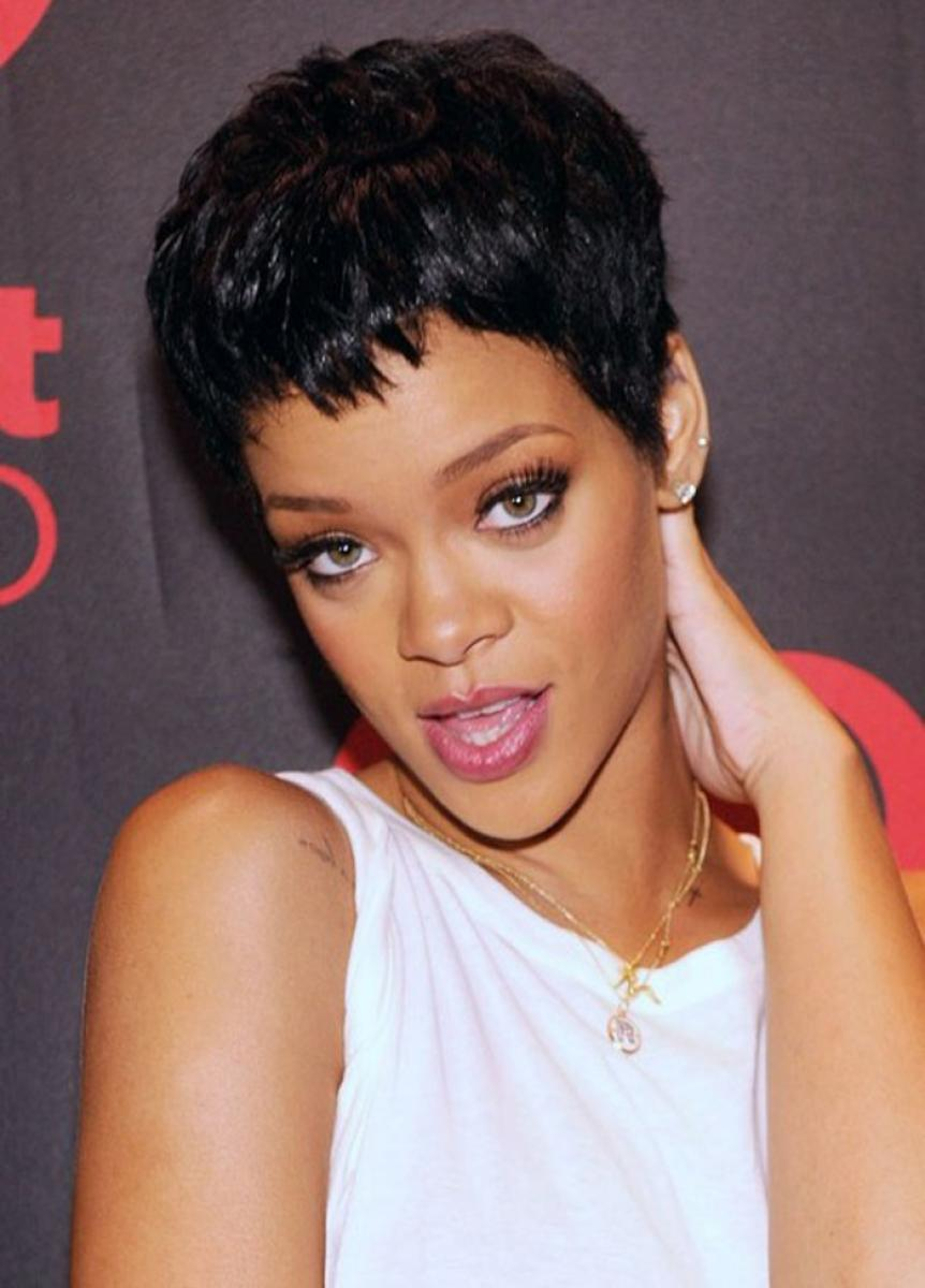 Pictures of Cute Black People Short Hairstyles