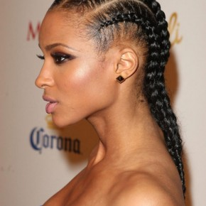 Cute Braided Hairstyles for Black Hair