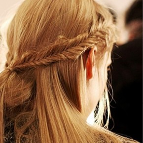 Cute Fishtail Braid