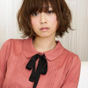 Cute Japanese Hairstyle 2013