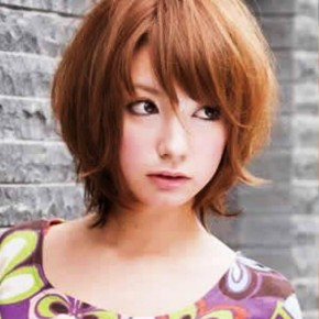 Cute Japanese Hairstyle For Women