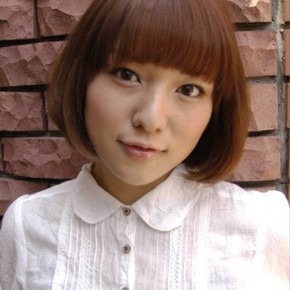 Cute Japanese Women Bob Haircut