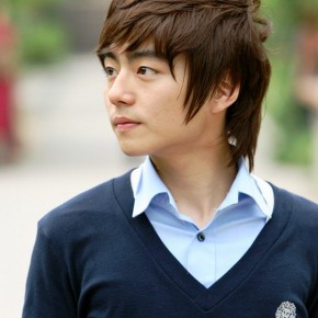 Cute Korean Hairstyle For Guys