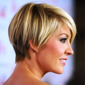 Cute Layered Razor Cut Hairstyle
