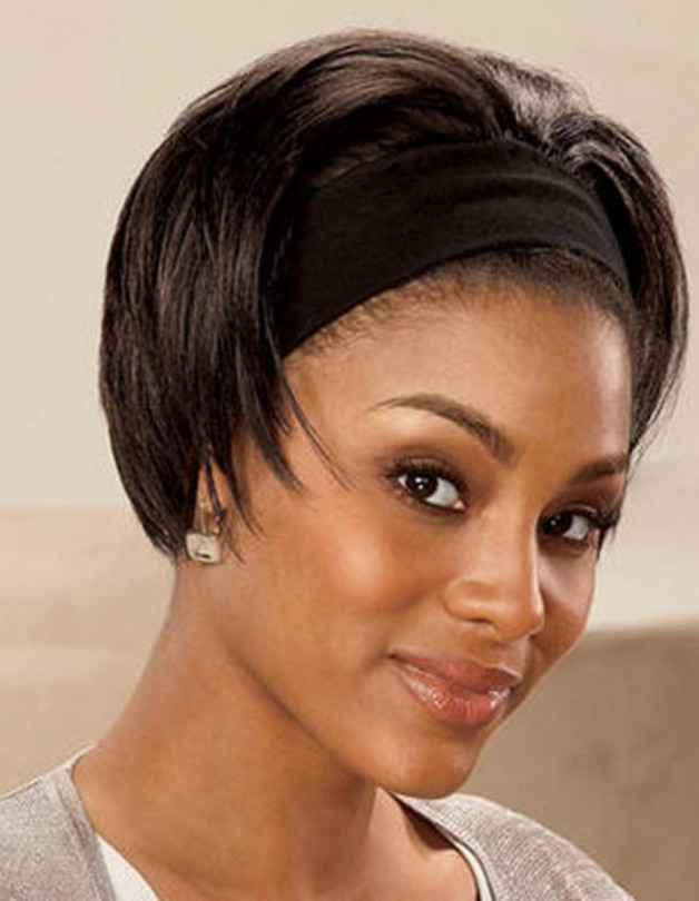 Cute Medium Short Hairstyles for Black women