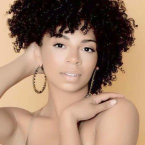 Cute Natural Black Hairstyles