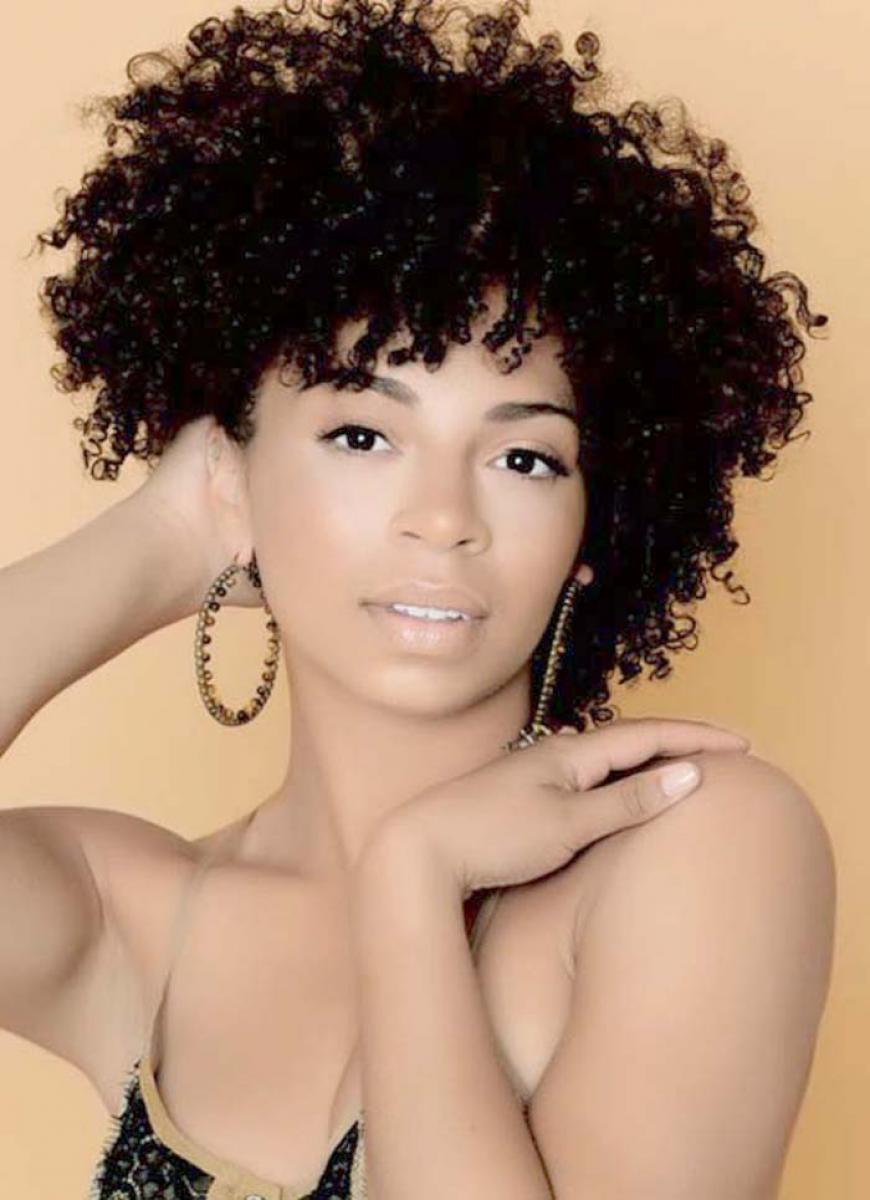 Pictures of Cute Natural Black Hairstyles