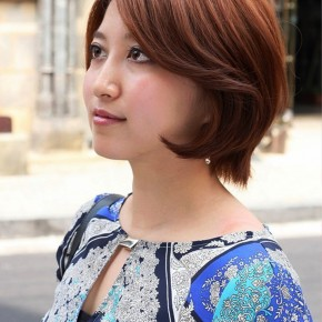 Amazing Short Hairstyles Page 12 Short Brown Hairstyles For Curly Hair Short Hairstyles Gunalazisus