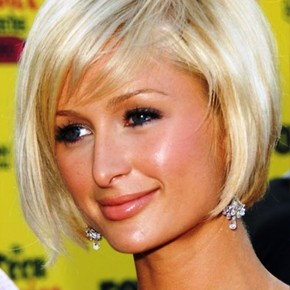 Cute Short Bob Haircut