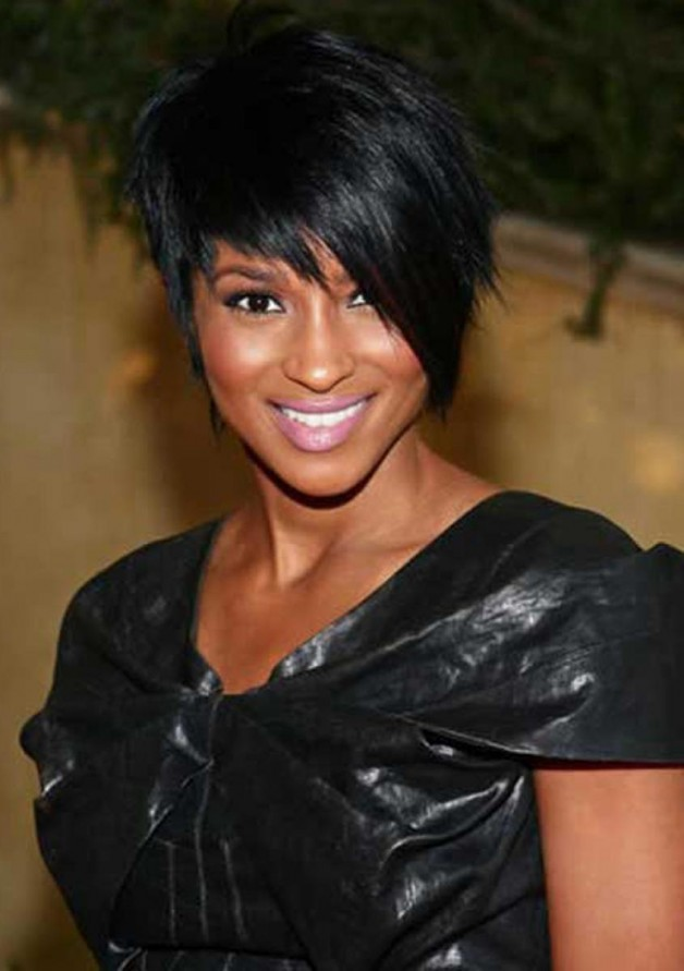 Cute Short Hairstyles for Black women 2013