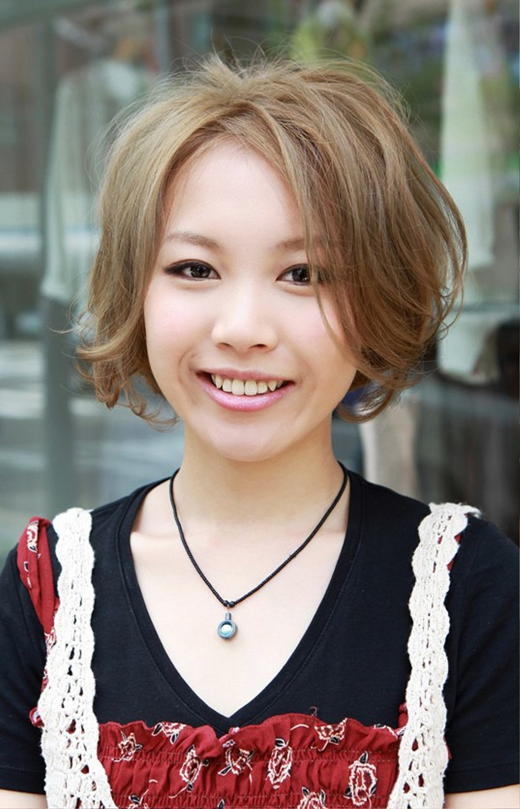 Pictures Of Cute Short Japanese Bob Haircut For Girls