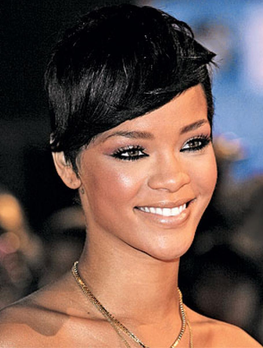 Pictures of Cute Short Natural Black Hairstyles