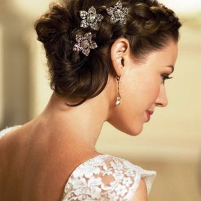 Cute Wedding Hairstyles 2013