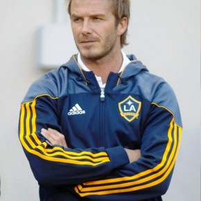 David Beckham Simple Hairstyle