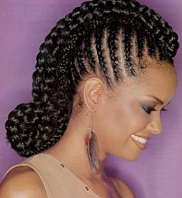 Different Braid Hairstyles for Black Women