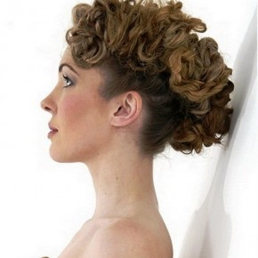 Different Curly Short Hairstyles