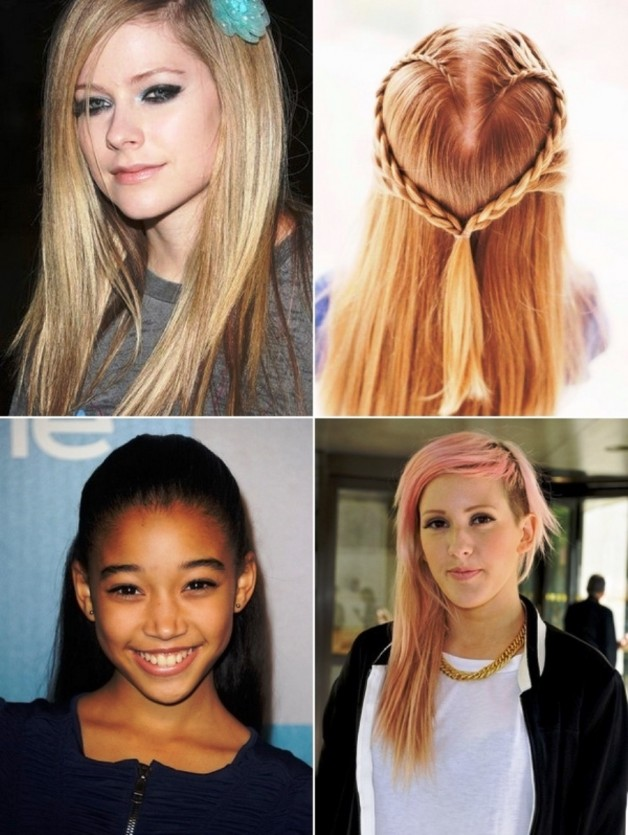 Easy Back To School Hairstyles 2013