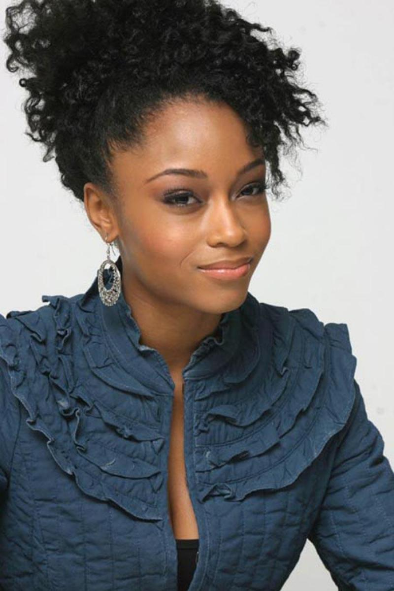 Pictures of Easy Natural Black Hairstyles