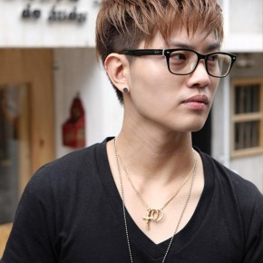 Fashion Korean Hairstyles For Men
