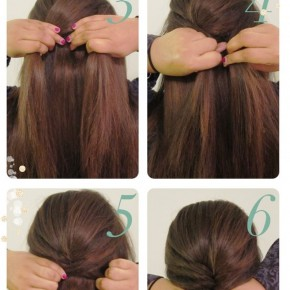 Fishtail French Braid Tutorial
