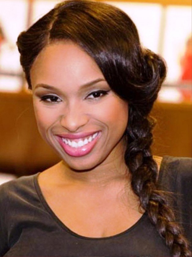 French Braid Hairstyle For Black Women