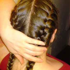 Groovy Behairstyles Com Pages 74 French Braid Pigtails Long Hair Hairstyles For Men Maxibearus