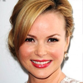 French Twist Amanda Holden Updo