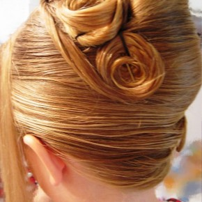 French Twist For Wedding