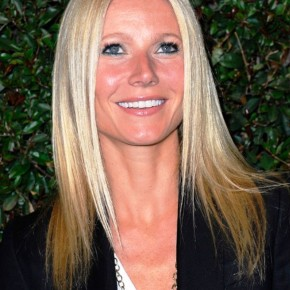 Gwyneth Paltrow Long Straight Hairstyles For Women